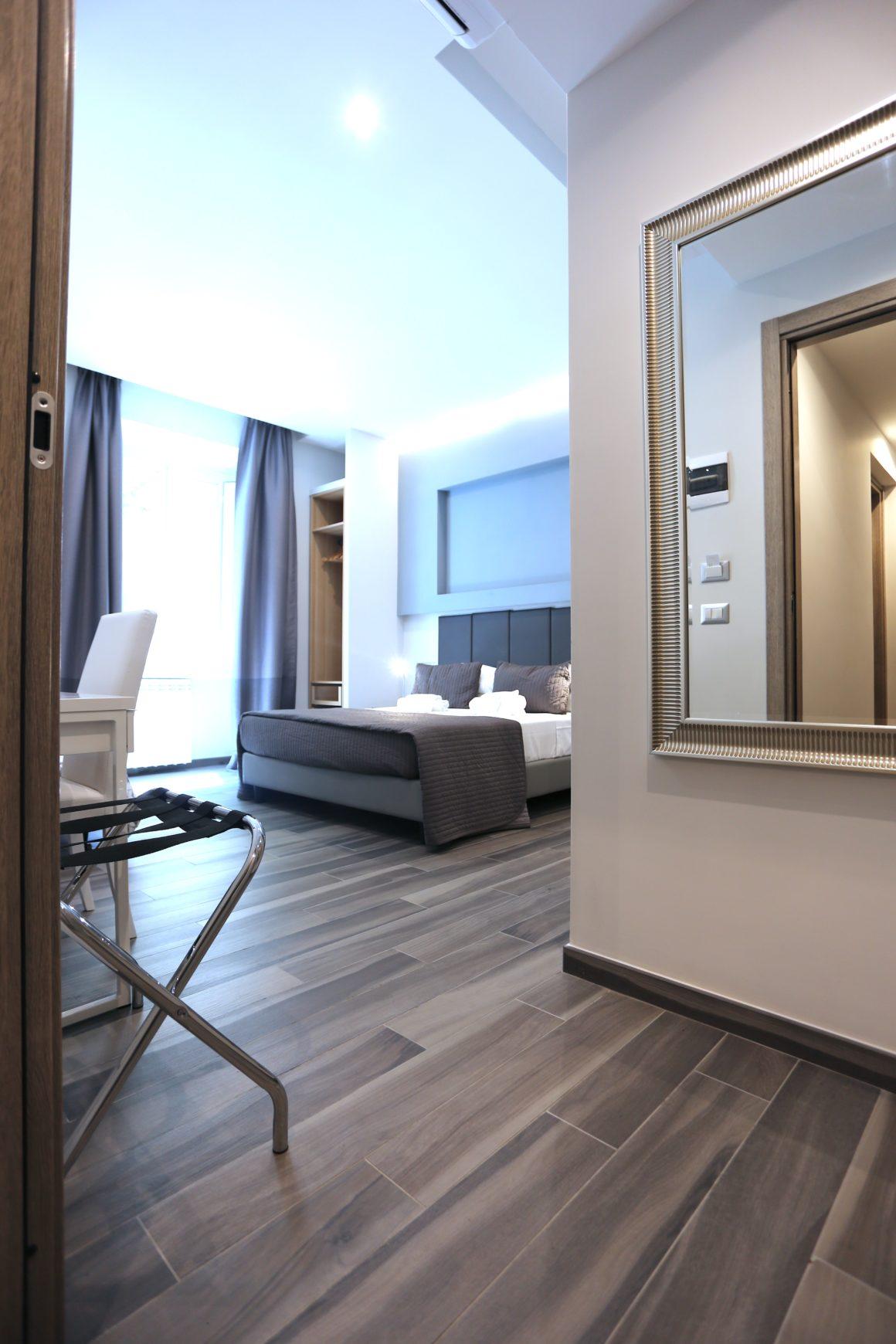 BB Double room rome