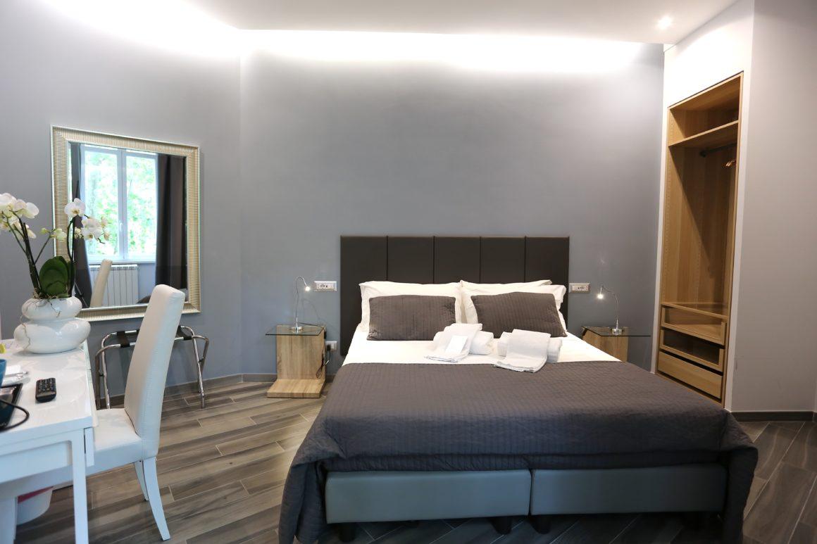 Double room rome