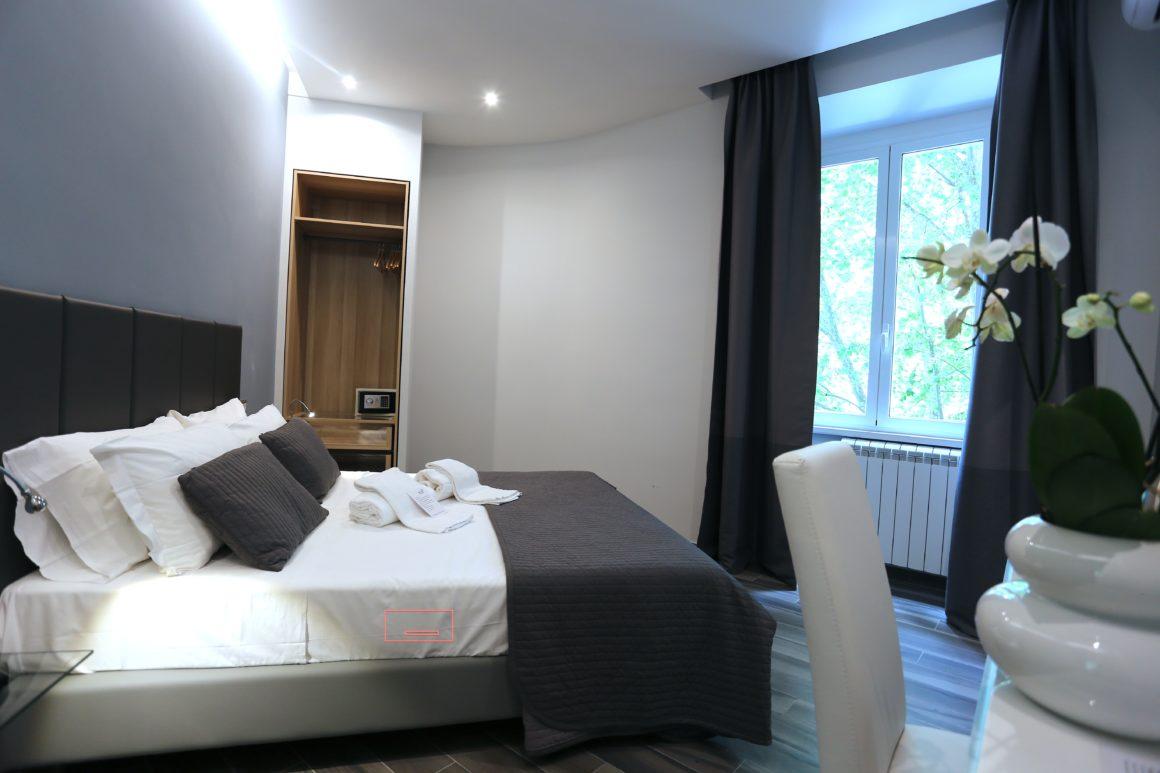 Double room rome bb