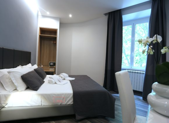Double room rome bb