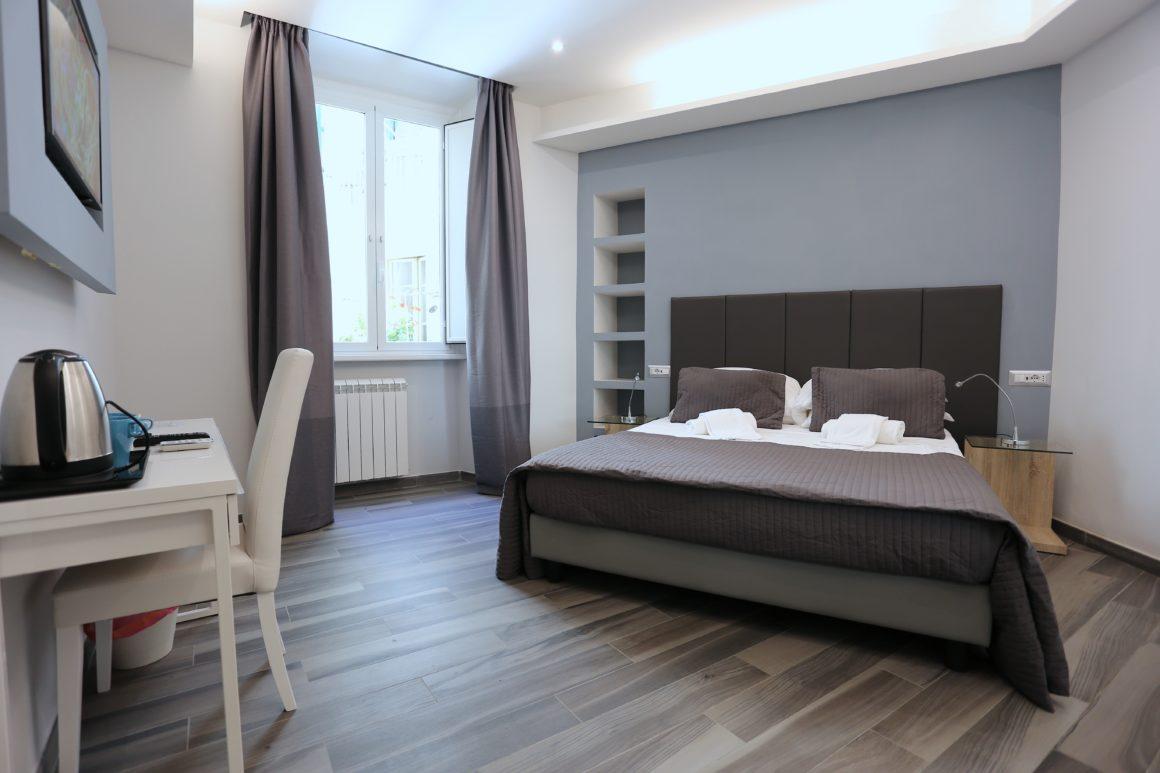 Double triple rooms rome bb